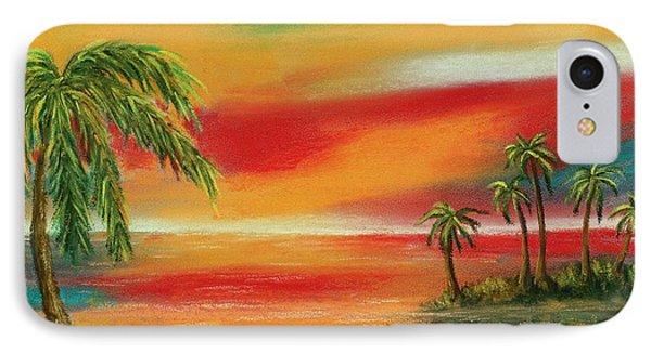 Colorful Paradise IPhone Case by Anastasiya Malakhova