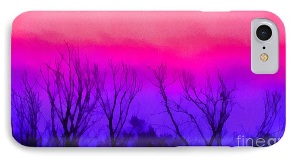 Colorful Sunrise IPhone Case by Odon Czintos