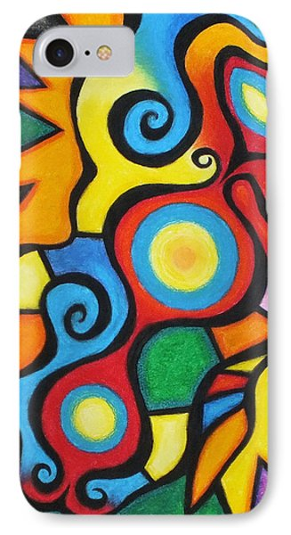 Colorful Phone Case by Sven Fischer