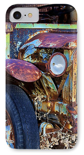 Colorful Vintage Car IPhone Case