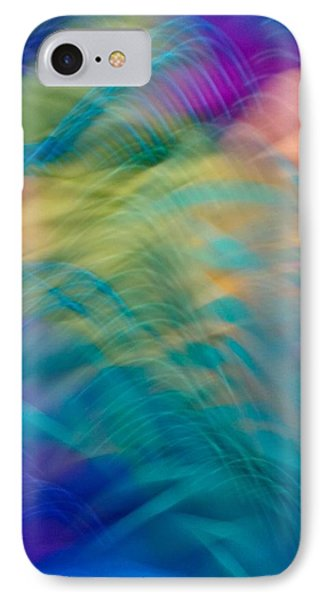 Colorful Waves Phone Case by Sylvia Herrington