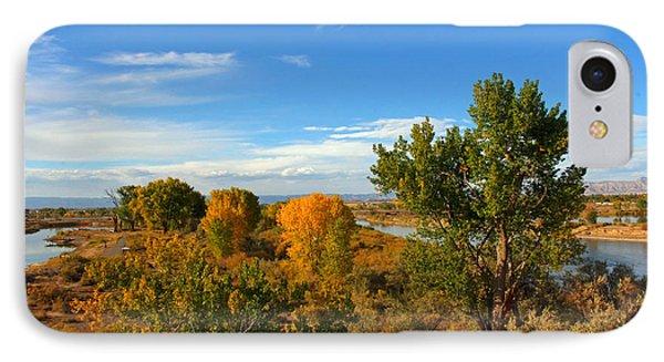 Colors Along The Colorado Phone Case by Bob Hislop
