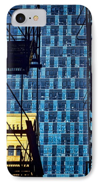 Colors And Architecture From The Alley Phone Case by Sven Brogren