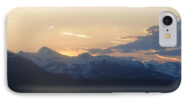 Colors Beyond The Sunset IPhone Case by Cindy Croal
