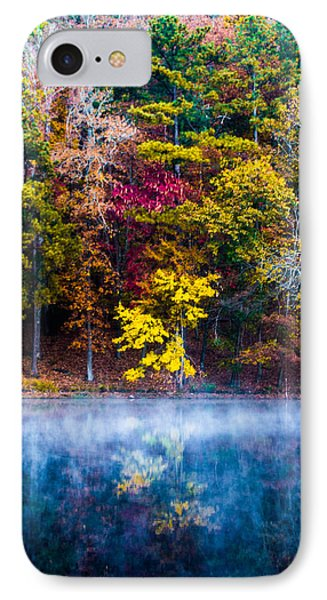 Colors In Early Morning Fog IPhone Case