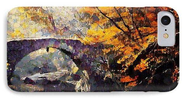 Colors Of Autumn Phone Case by Gun Legler