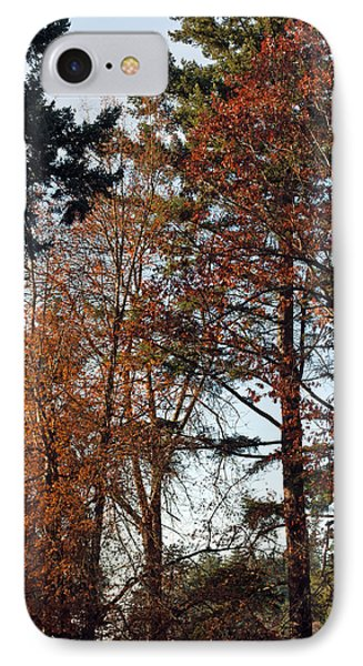 IPhone Case featuring the photograph Colors Of Autumn by Tikvah's Hope