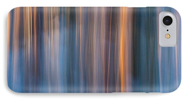 Colors Of Dusk IPhone Case by Davorin Mance