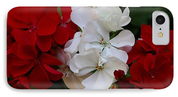 Colors Of Flowers Phone Case by James C Thomas