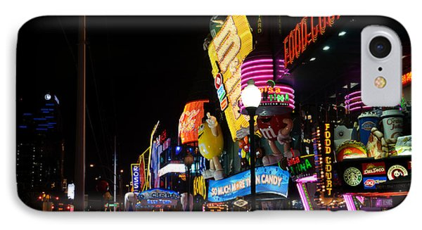 Colors Of Las Vegas IPhone Case