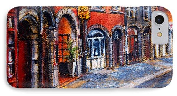 Colors Of Lyon 2 IPhone Case by Mona Edulesco