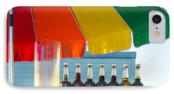 Colors Of Santa Monica Beach Phone Case by Ben and Raisa Gertsberg