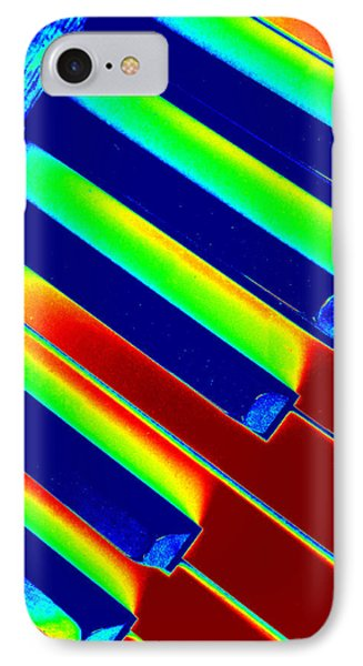 IPhone Case featuring the photograph Chopsticks by Mary Beth Landis
