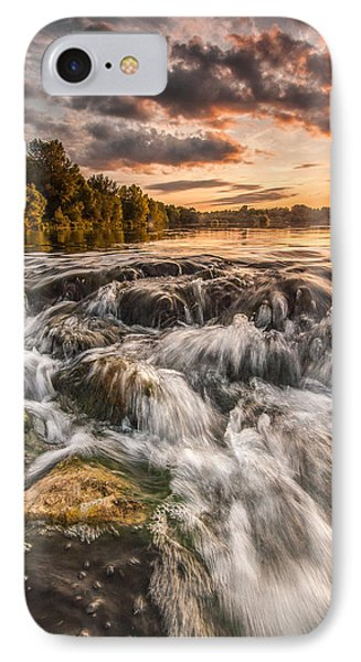 Colors Of Summer IPhone Case by Davorin Mance