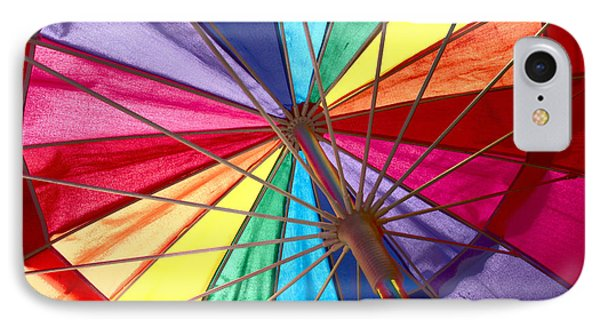 Colors Of Summer IPhone Case by Lynn Sprowl