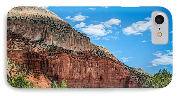 Colors Of The Jemez IPhone Case by Jim McCain