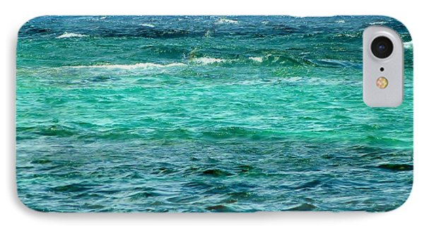 Colors Of The Sea  IPhone Case by Amar Sheow