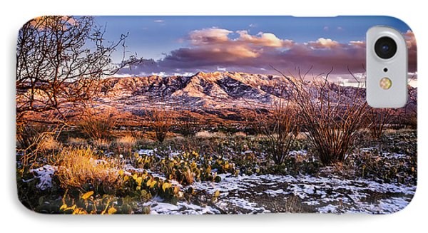 IPhone Case featuring the photograph Colors Of Winter by Mark Myhaver