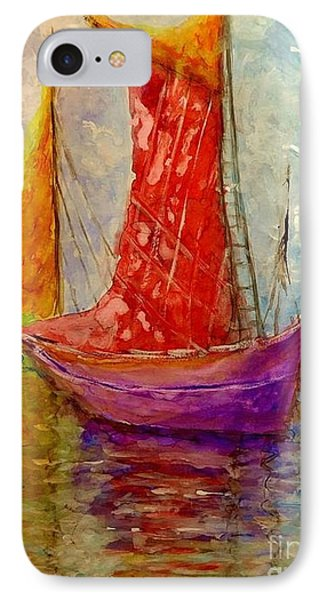 IPhone Case featuring the painting Colors Symphony.. by Cristina Mihailescu