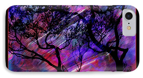 IPhone Case featuring the digital art Colorscape by Barbara MacPhail