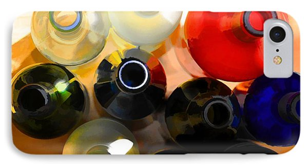 Colorsplash Phone Case by Jan Amiss Photography