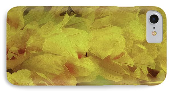 IPhone Case featuring the photograph Colorstraction by Nancy Marie Ricketts