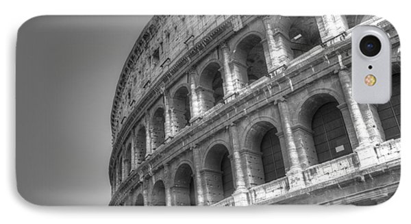 Colosseum  IPhone Case by Alex Dudley