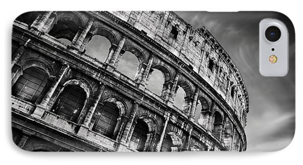 Colosseum IPhone Case by Rod McLean