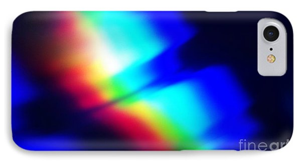 Coloured Light IPhone Case by Martin Howard