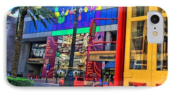 Colours De Nola Phone Case by Robert McCubbin