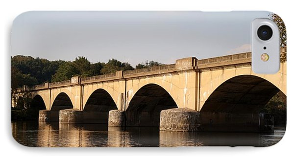 Columbia Bridge IPhone Case by Christopher Woods