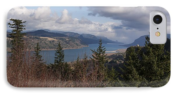 IPhone Case featuring the photograph Columbia Gorge by Belinda Greb