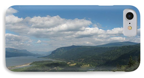 Columbia River Gorge IPhone Case by Marlene Rose Besso