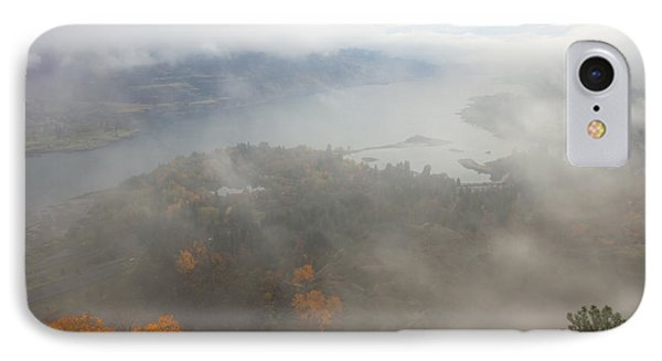 Columbia River Hidden Phone Case by Mike  Dawson