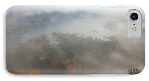 Columbia River Hidden Phone Case by Mike  Dawson