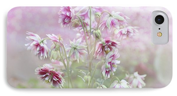 Columbine Beauty Phone Case by Elaine Manley