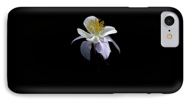 IPhone Case featuring the photograph Columbine by David Andersen