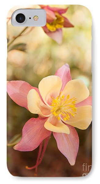 Columbine IPhone Case by Roselynne Broussard