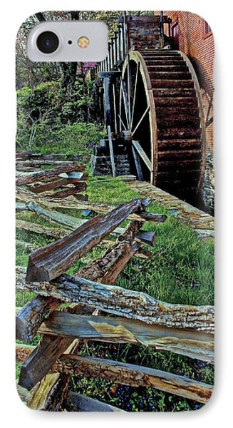 Colvin Run Mill Phone Case by Suzanne Stout