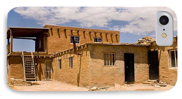 Acoma Pueblo Home IPhone Case