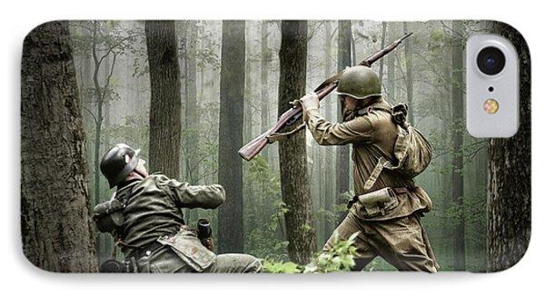 Combat IPhone Case