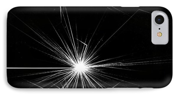 Combustion Of Liquid Metal In Air IPhone Case by Us Department Of Energy