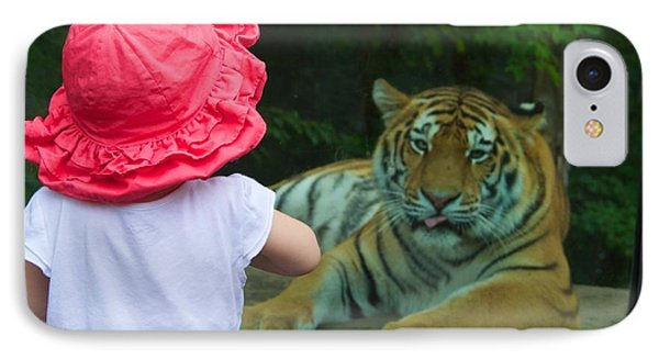 IPhone Case featuring the photograph Come A Little Closer by Dave Files