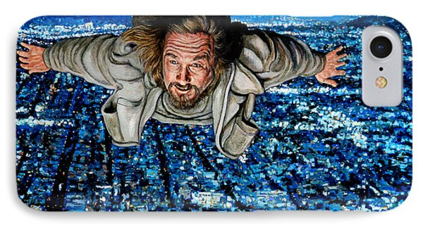 IPhone Case featuring the painting Come Fly With Me by Tom Roderick