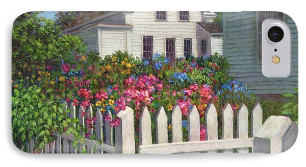 Come Into The Garden Phone Case by Susan Savad