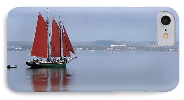Come Sail Away Phone Case by Karol Livote