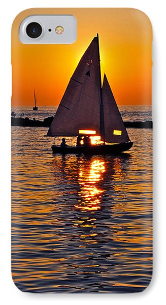 Come Sail Away With Me Phone Case by Frozen in Time Fine Art Photography