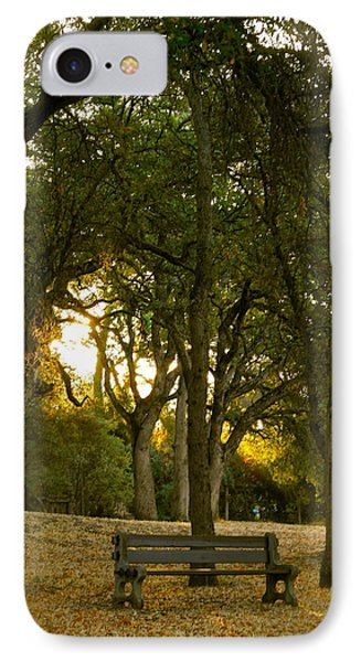 Come Sit Awhile IPhone Case by Michele Myers
