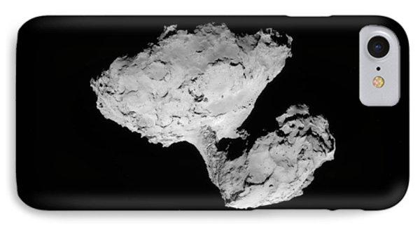 Comet Churyumov-gerasimenko IPhone Case