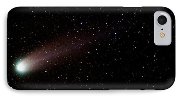 IPhone Case featuring the photograph Comet Hyakutake by Christopher McKenzie